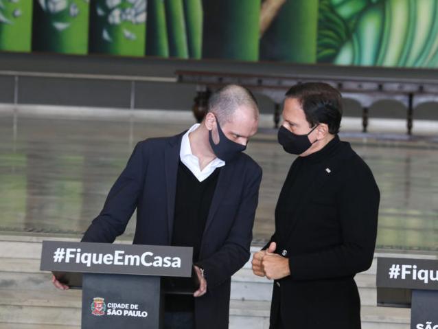 Marco Antônio Sabino: apesar de rusgas antigas, Doria e Covas devem se reconciliar