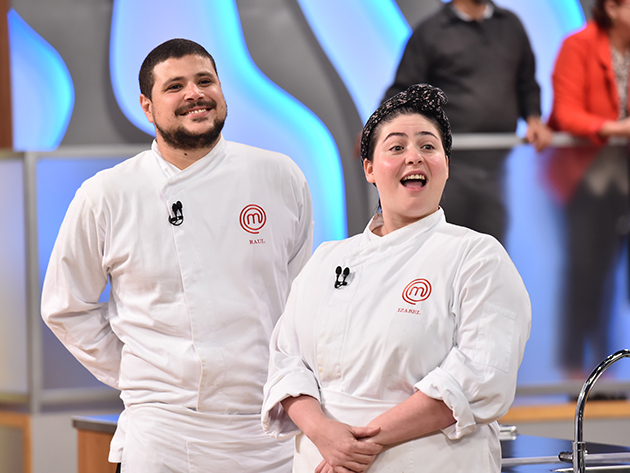 Raul e Izabel terão de improvisar receitas ao vivo com ingredientes escolhidos pelo público