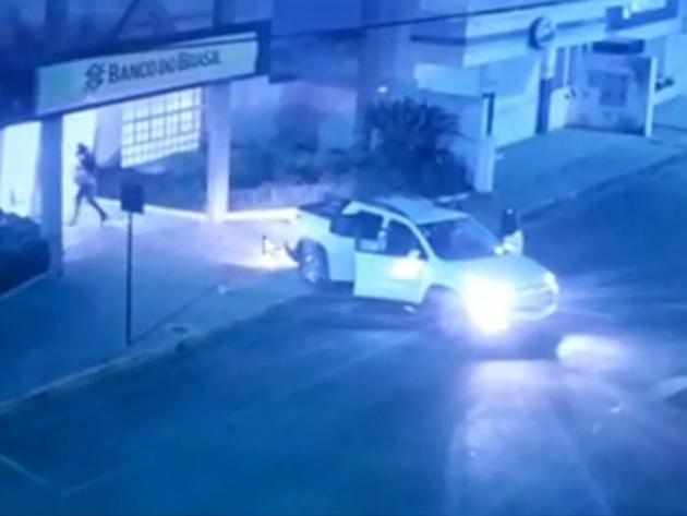 Jacuí, no sul de Minas Gerais, é alvo de ataque criminoso