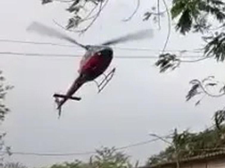 Sequestro do helicóptero no RJ: Polícia identifica motorista que levou criminosos até heliponto