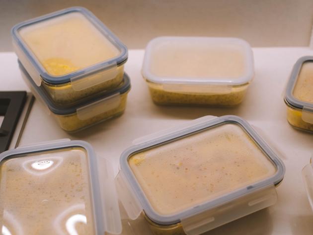 Quanto tempo dura cada alimento congelado?