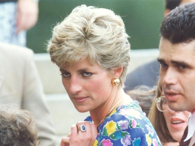 princesa Diana, que será interpretada pela atriz Elizabeth Debicki em série da Netflix