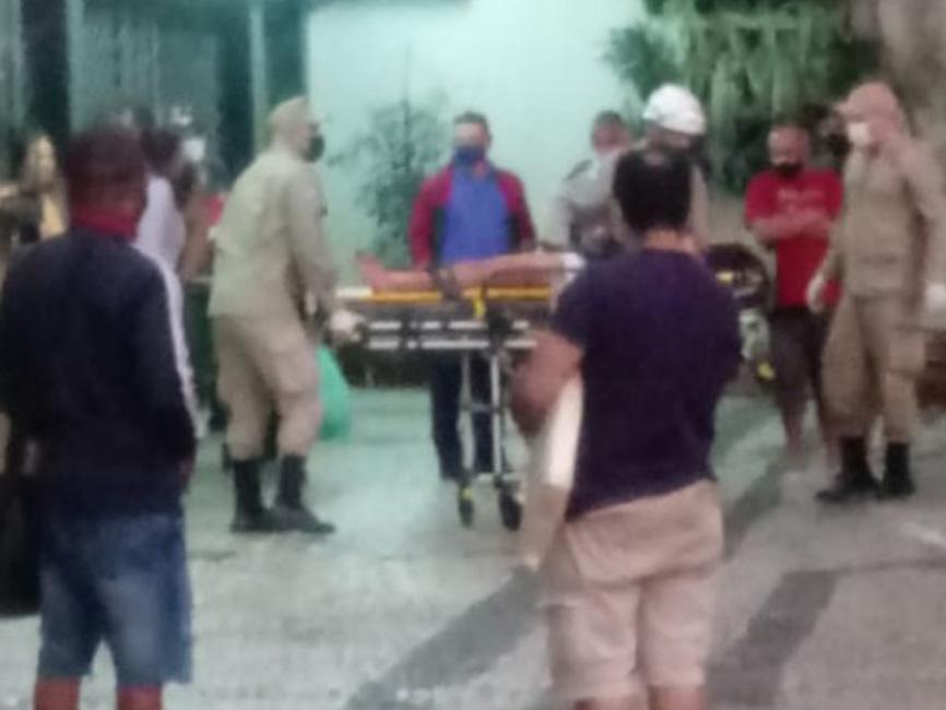 Adolescente de 12 anos cai do 4º andar de prédio na Tijuca, no Rio de Janeiro