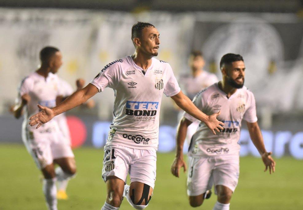 Santos vende Diego Pituca para clube do Japão