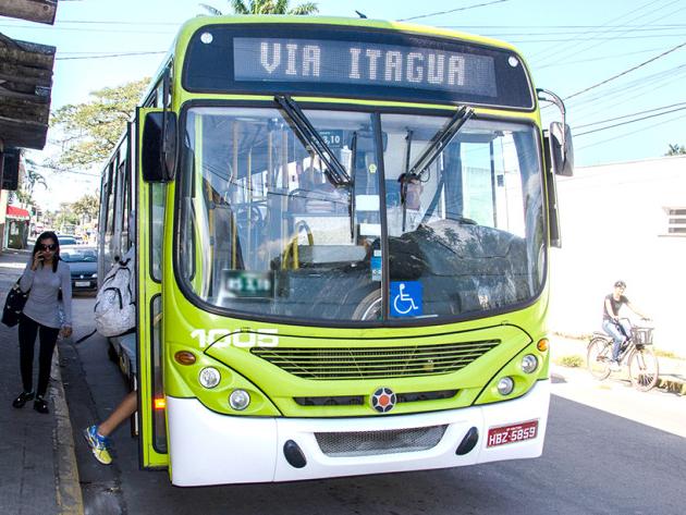 Ubatuba comemora 384 anos com ônibus de graça para a população