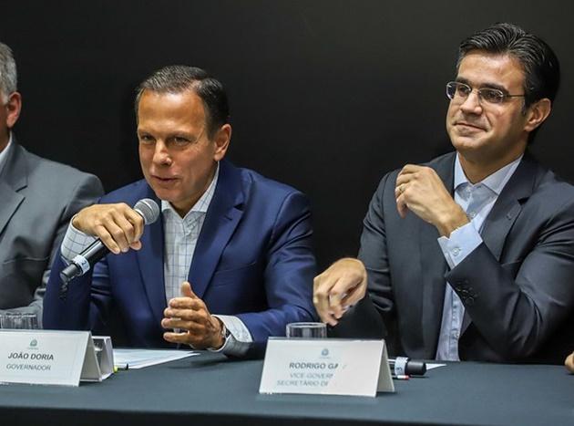 Vice de Doria, Rodrigo Garcia vai deixar DEM para se filiar ao PSDB de olho no governo de SP