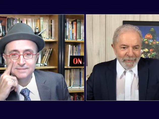 """Lula: """"Meu grande milagre foi colocar o pobre no orçamento"""""""