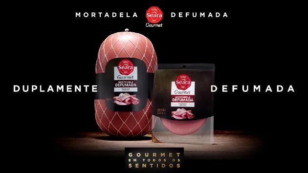 Mortadela Defumada - Seara