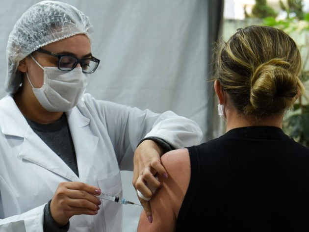 SP: Capital paulista começa a vacinar maiores de 31 anos contra a Covid-19