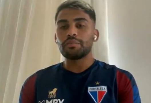 """Ronald admite falha de Volpi, mas lembra: """"Só faz gol quem chuta"""""""