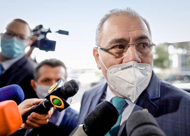 Marcelo Queiroga agora resolveu lançar uma cruzada contra a imprensa