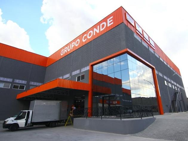 Grupo Farma Conde inaugura centro de distribuição com 500 funcionários