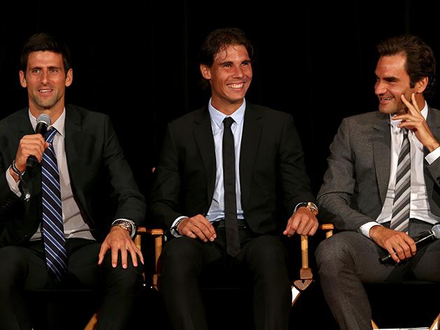 """""""O US Open marca o fim da era do Big 3"""", afirma ex-número 1 do mundo"""