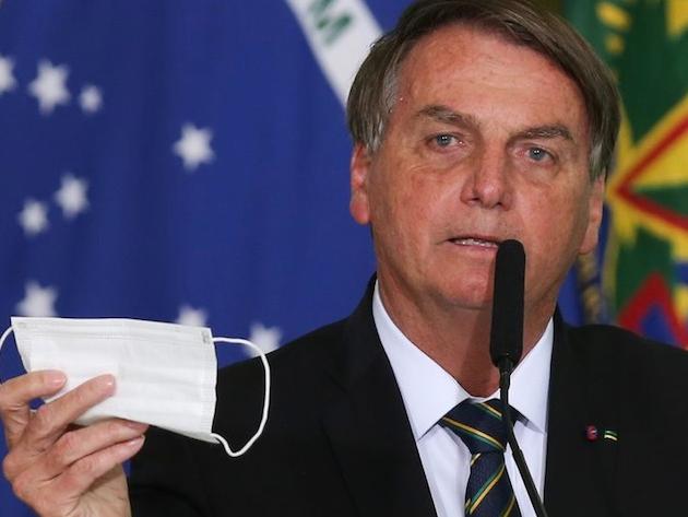 Oinegue: do 7 de setembro à live de ontem, Bolsonaro foi da euforia à reflexão sem sentido