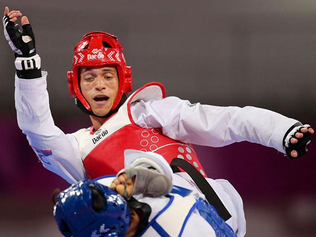 Seleção de taekwondo encerra camping de preparação para Tóquio